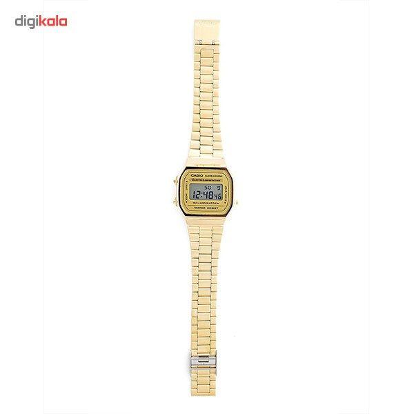 ساعت مچی دیجیتالی کاسیو مدل A168WG-9WDF -  - 4