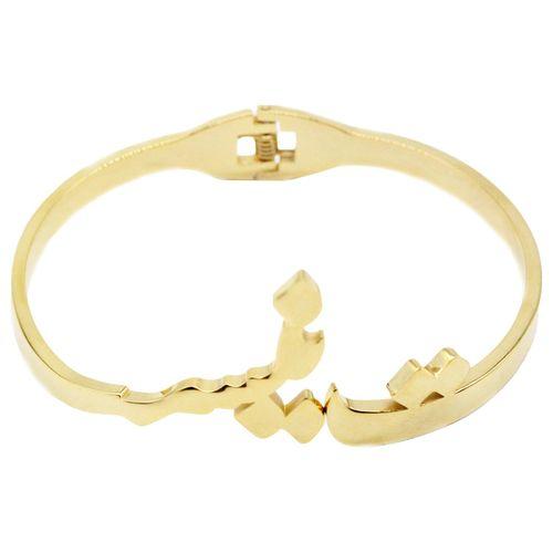 دستبند النگویی نیمانی طرح نیست کد KBB-036