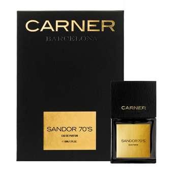 ادو پرفیوم کارنر بارسلونا مدل Sandor 70s حجم 50 میلی لیتر