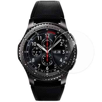 محافظ صفحه نمایش کوتیتکی مدل 3D Glass  مناسب برای ساعت هوشمند سامسونگ مدل Gear S3