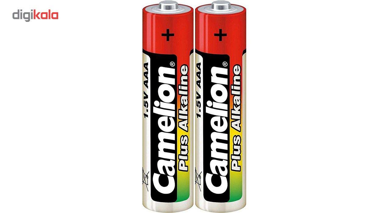 باتری نیم قلمی کملیون مدل Plus Alkaline بسته 4 عددی main 1 1