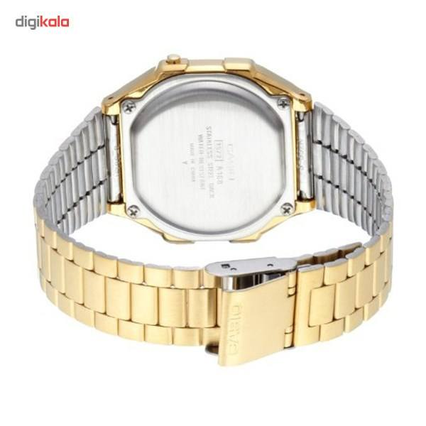 ساعت مچی دیجیتالی کاسیو مدل A168WG-9WDF -  - 7