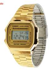 ساعت مچی دیجیتالی کاسیو مدل A168WG-9WDF -  - 10