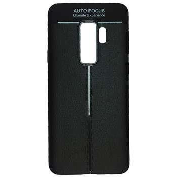 کاور ژله ای طرح چرم مناسب برای گوشی موبایل سامسونگ Galaxy S9 Plus