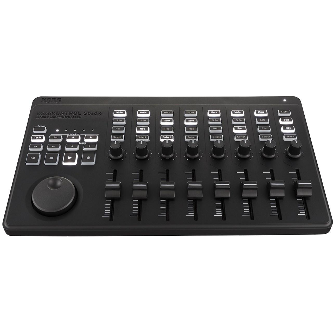 کنترلر میدی کرگ مدل- Nano Kontrol Studio