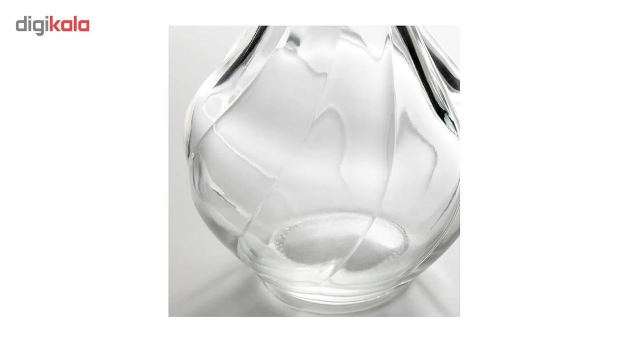 گلدان شیشه ای ایکیا مدل VILJESTRARK main 1 2