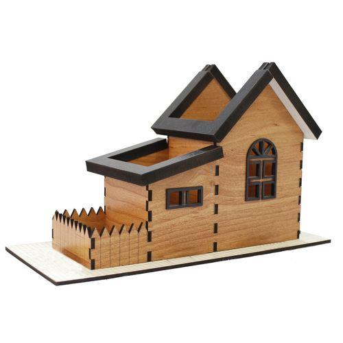 جامدادی رومیزی سالی وان مدل house2