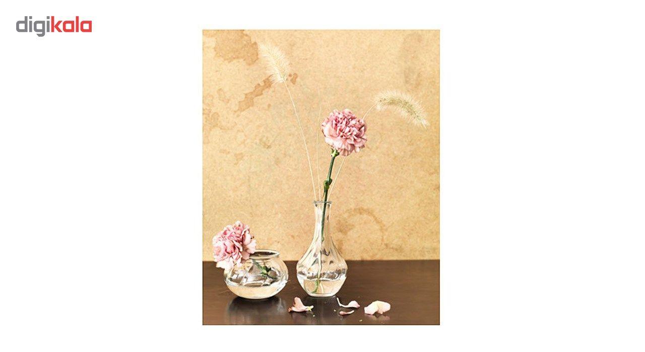 گلدان شیشه ای ایکیا مدل VILJESTRARK main 1 6
