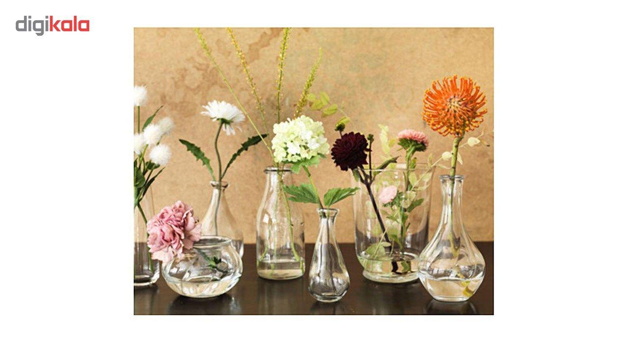 گلدان شیشه ای ایکیا مدل VILJESTRARK main 1 7