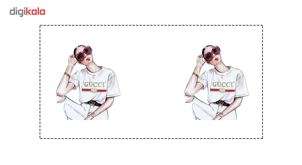 ماگ شین دیزاین طرح فانتزی کد 4043 thumb 2 2