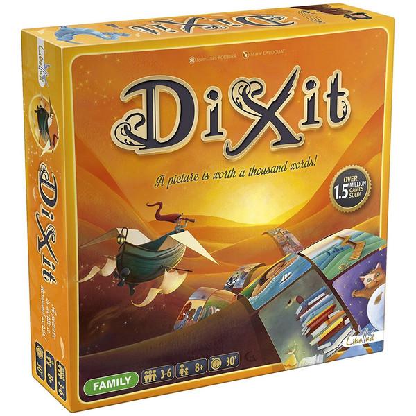 بازی  لیبلود مدل Dixit