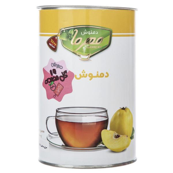 دمنوش به و گل محمدی مهرما مقدار 100 گرمی