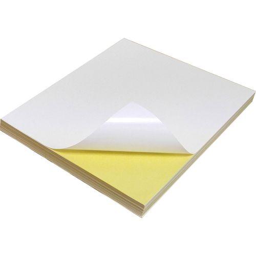 کاغذ یادداشت چسب دار سایز A4 بسته 100 عددی