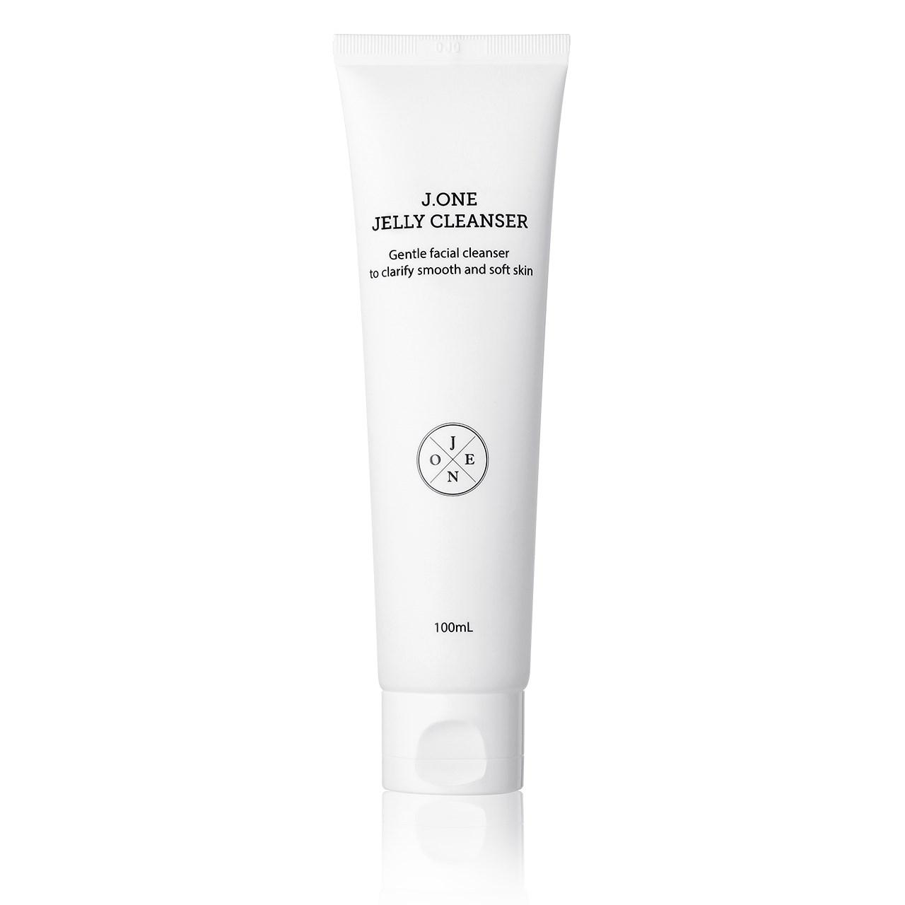 قیمت ژل پاک کننده پوست جی وان مدل jelly cleanser حجم 100 میلی لیتر