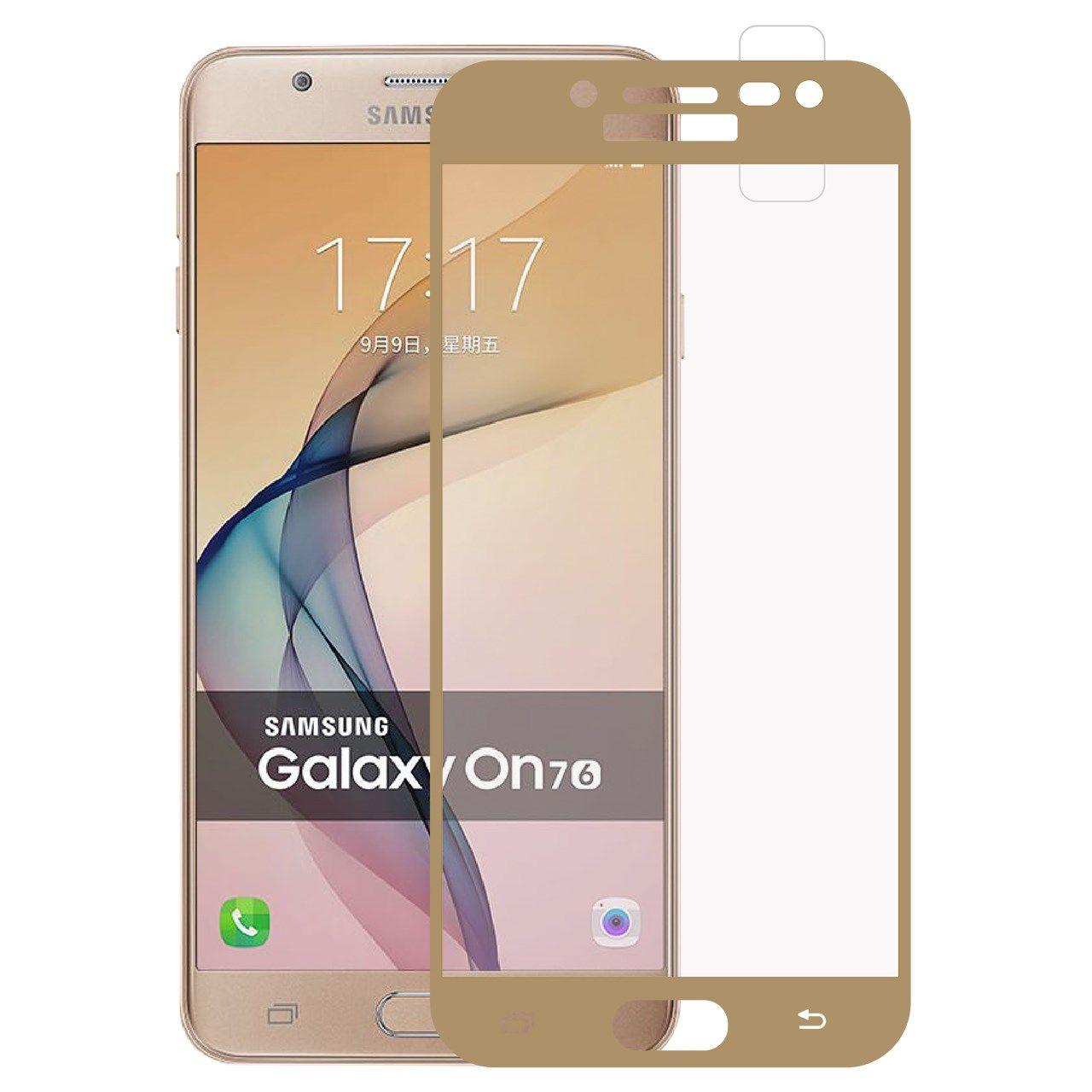 محافظ صفحه نمایش موکول مدل Full Cover 3D Curve مناسب برای گوشی موبایل سامسونگ گلکسی J5 Prime