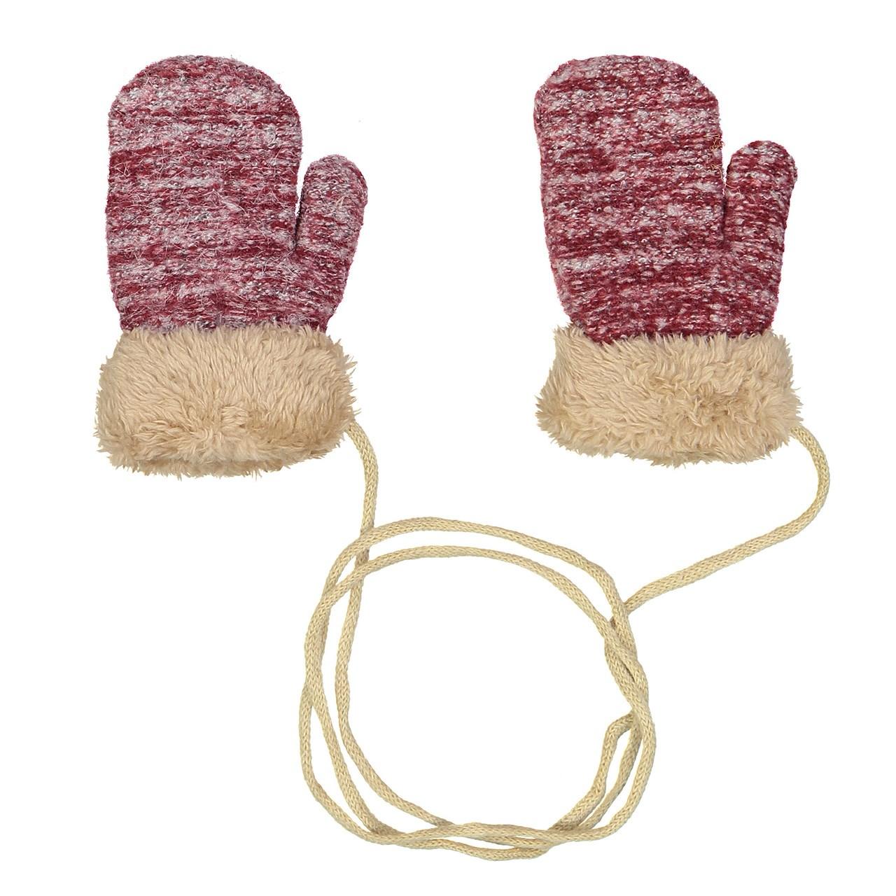 دستکش نوزادی پی جامه مدل 2-302 مناسب برای 1 تا 2 سال