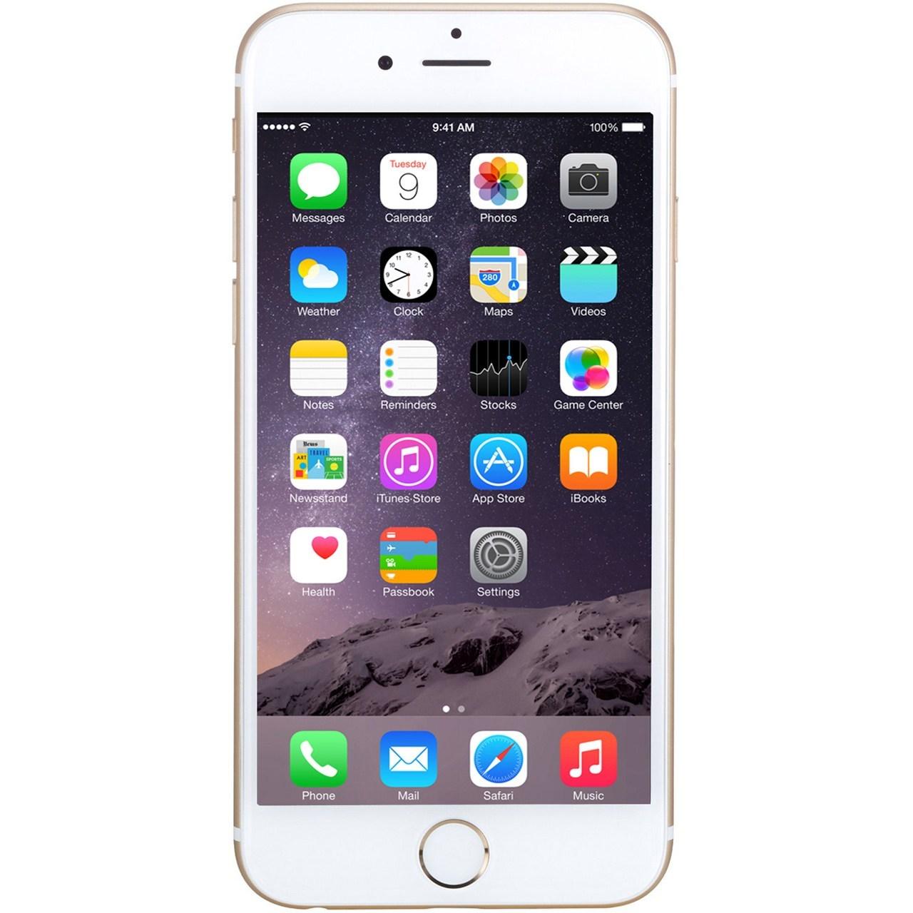گوشی موبایل اپل آیفون 6 پلاس - 16 گیگابایت