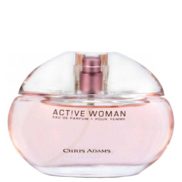 ادوپرفیوم زنانه کریس ادامز مدل Active حجم 80 میلی لیتر