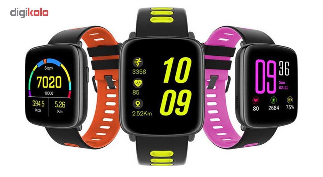 ساعت هوشمند کینگ ور مدل GV68
