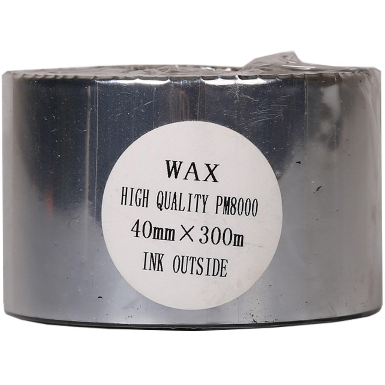 قیمت                      ریبون پرینتر لیبل زن NP مدل Wax 40mm x 300m