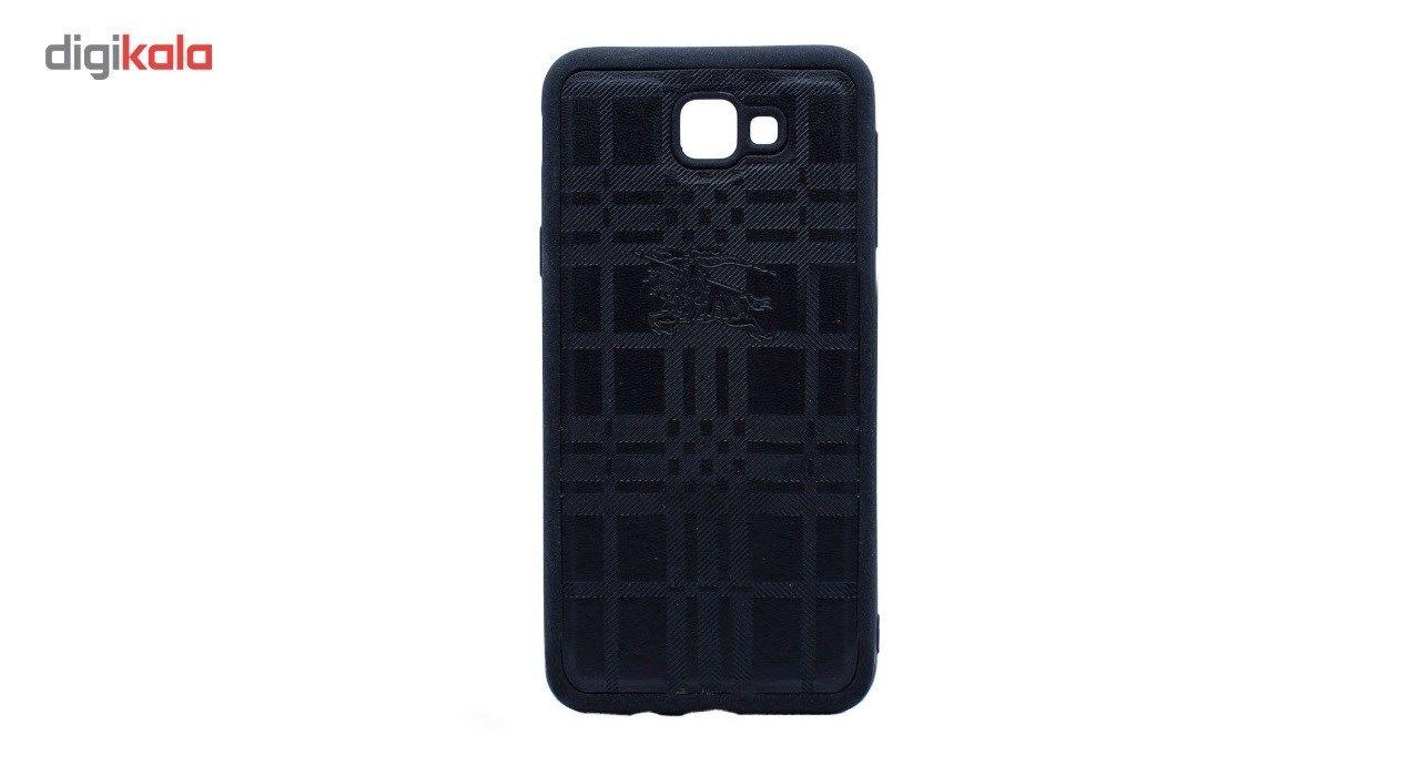 کاور چرمی فشن مناسب برای گوشی موبایل سامسونگ J5 PRIME main 1 1