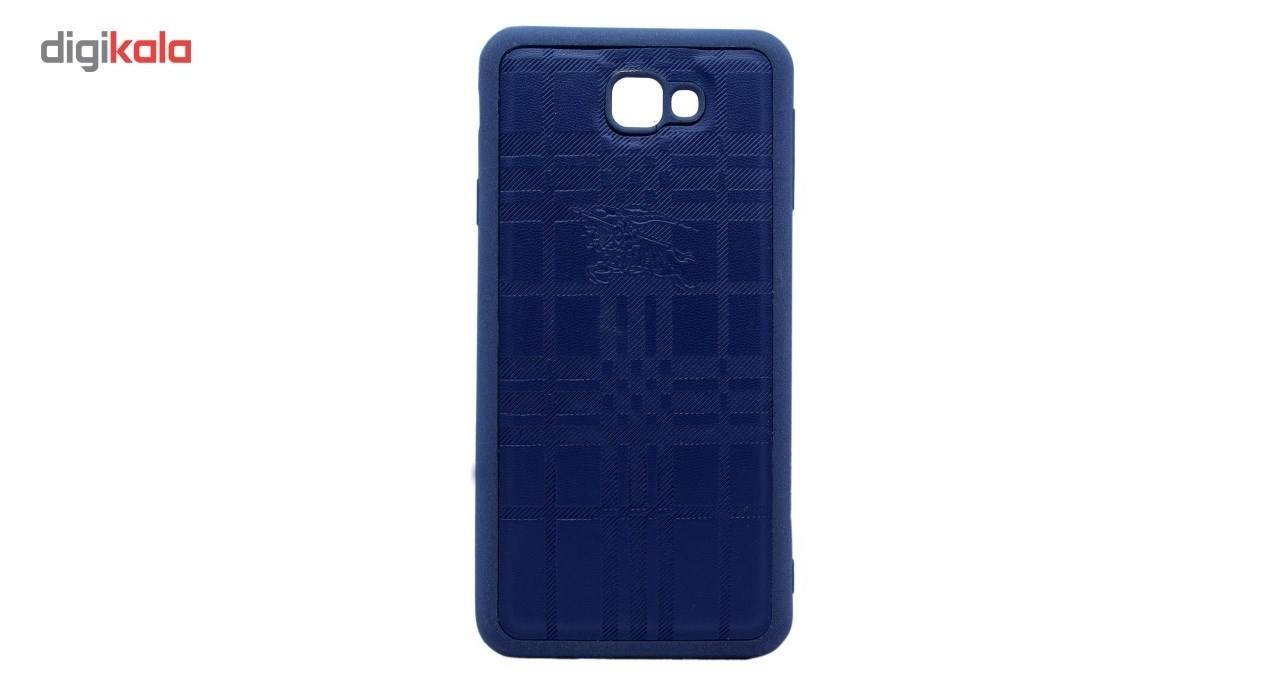 کاور چرمی فشن مناسب برای گوشی موبایل سامسونگ J5 PRIME main 1 2