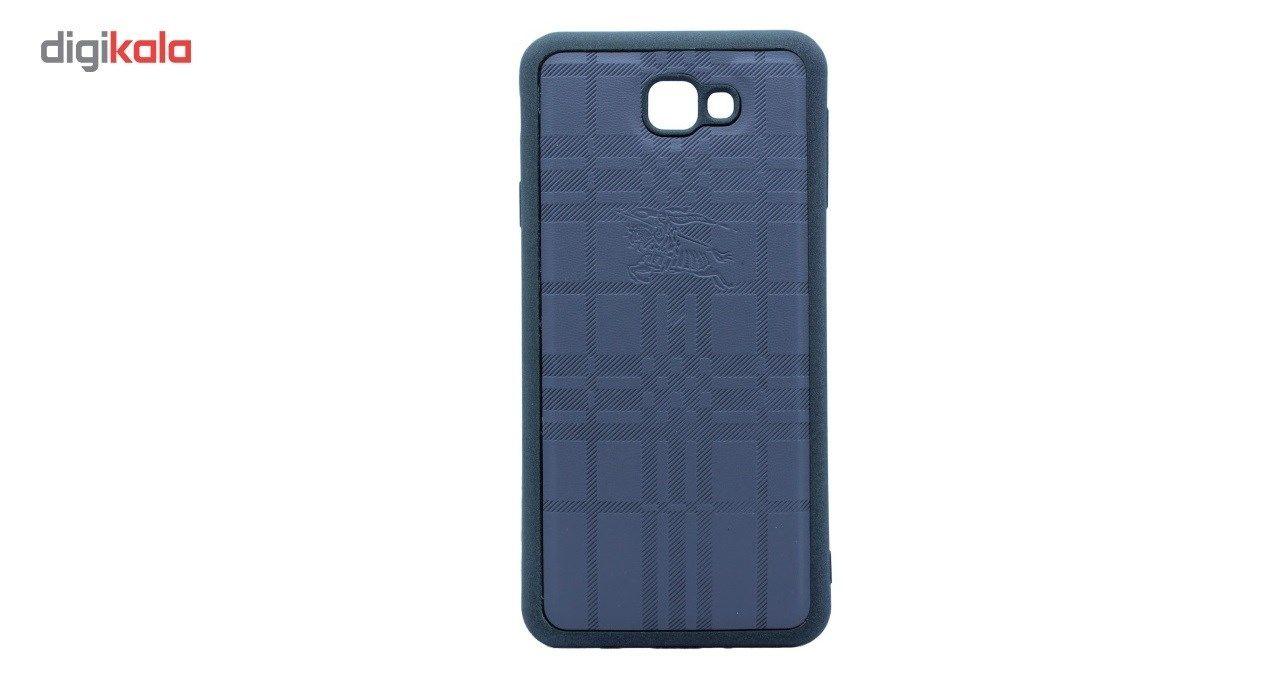 کاور چرمی فشن مناسب برای گوشی موبایل سامسونگ J5 PRIME main 1 3