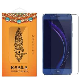 محافظ صفحه نمایش شیشه ای کوالا مدل Tempered مناسب برای گوشی موبایل هوآوی Honor 8 Lite
