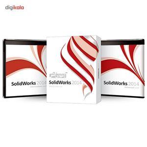 مجموعه آموزشی SolidWorks 2014 سطح متوسط و پیشرفته شرکت پرند