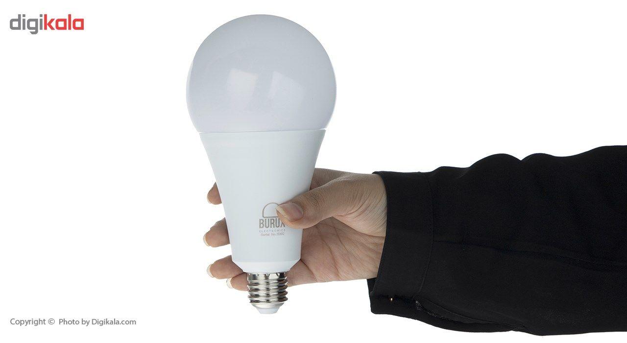 لامپ ال ای دی 25 وات بروکس مدل 1739-A95 پایه E27 main 1 4