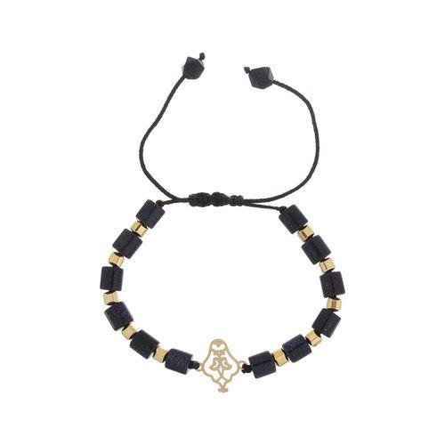 دستبند طلا 18 عیار ماهک مدل MB0546 - مایا ماهک