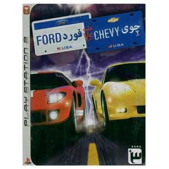 بازی Ford VS Chevy مخصوص PS2