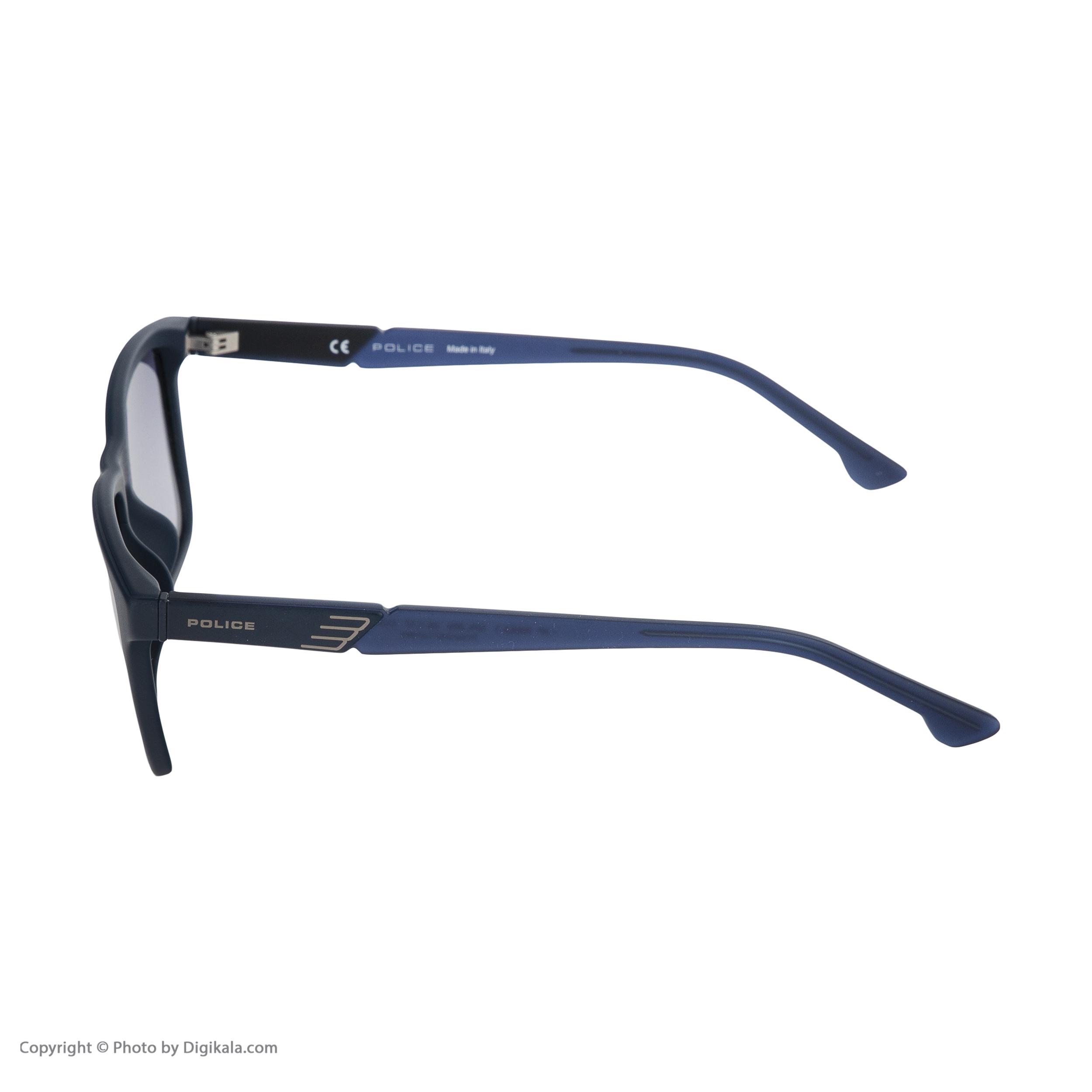 عینک آفتابی پلیس مدل SPL868M 477P -  - 6