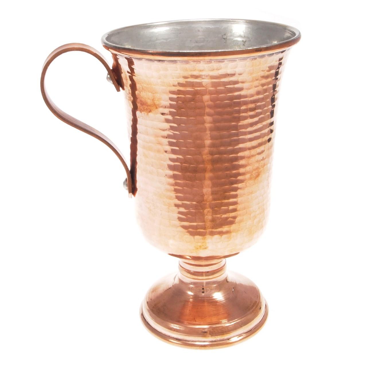 copper glass, LALEH Model, code 1603