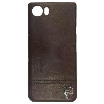کاور طرح چرم مدل S-KH  مناسب برای گوشی موبایل بلک بری Keyone