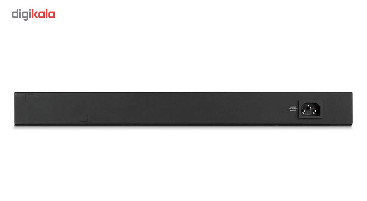 سوییچ مدیریتی 28 پورت لینک سیس مدل LGS528P