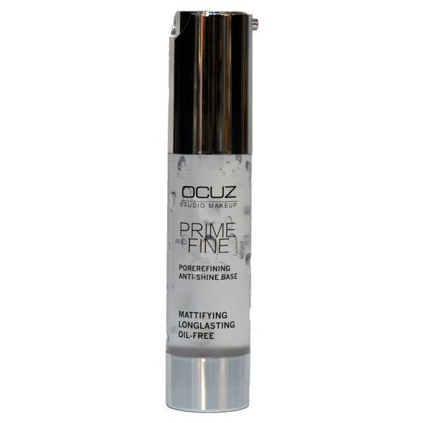 پرایمر تثبیت کننده کرم پودر OKUZ مدل O043