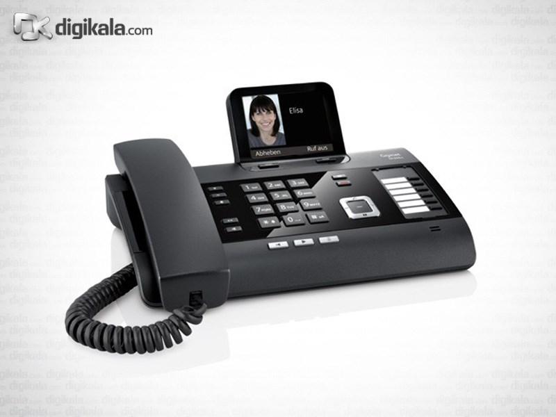 قیمت                      تلفن با سیم گیگاست مدل DL500A