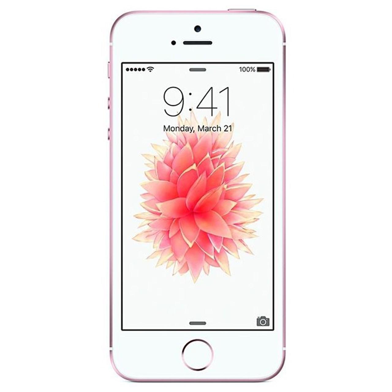 گوشی موبایل اپل مدل iPhone SE ظرفیت 64 گیگابایت به همراه 20 گیگابایت اینترنت همراه اول