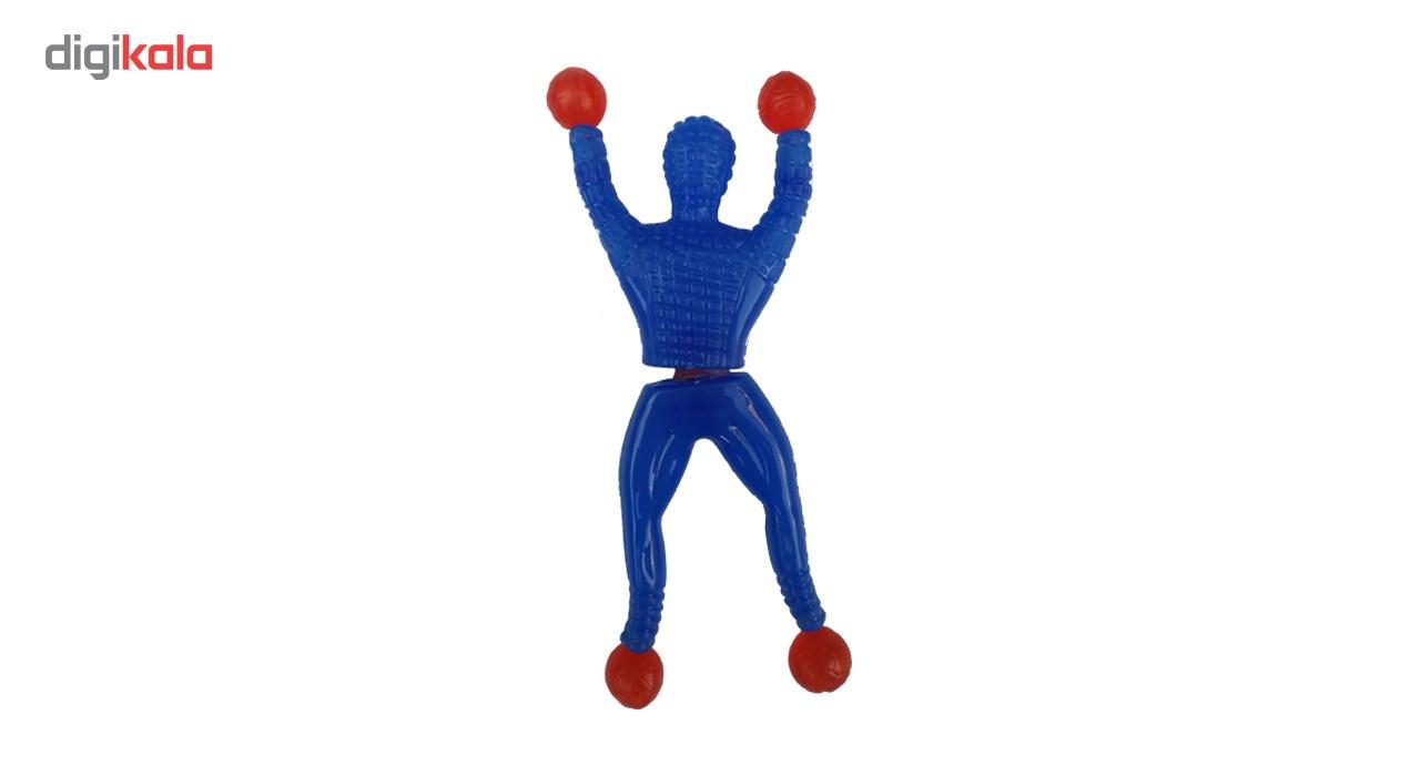 عروسک ملق زن مدل مرد عنکبوتی main 1 1