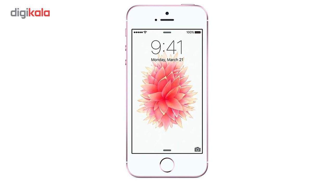 گوشی موبایل اپل مدل iPhone SE ظرفیت 64 گیگابایت به همراه 20 گیگابایت اینترنت همراه اول                             Apple iPhone SE 64GB Mobile Phone With 20GB Hamrah Avval Internet
