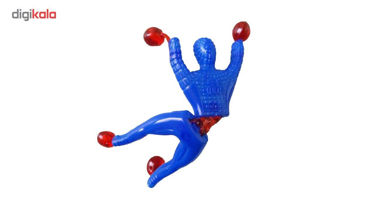عروسک ملق زن مدل مرد عنکبوتی main 1 6