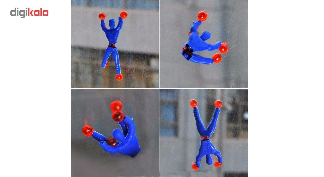 عروسک ملق زن مدل مرد عنکبوتی main 1 8