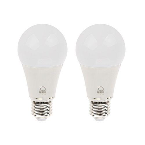 لامپ ال ای دی 15 وات بروکس بسته 2 عددی