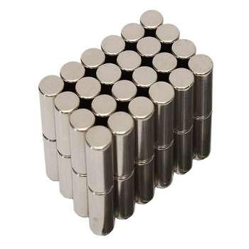 آهن ربا مدل استوانه بسته 48 عددی