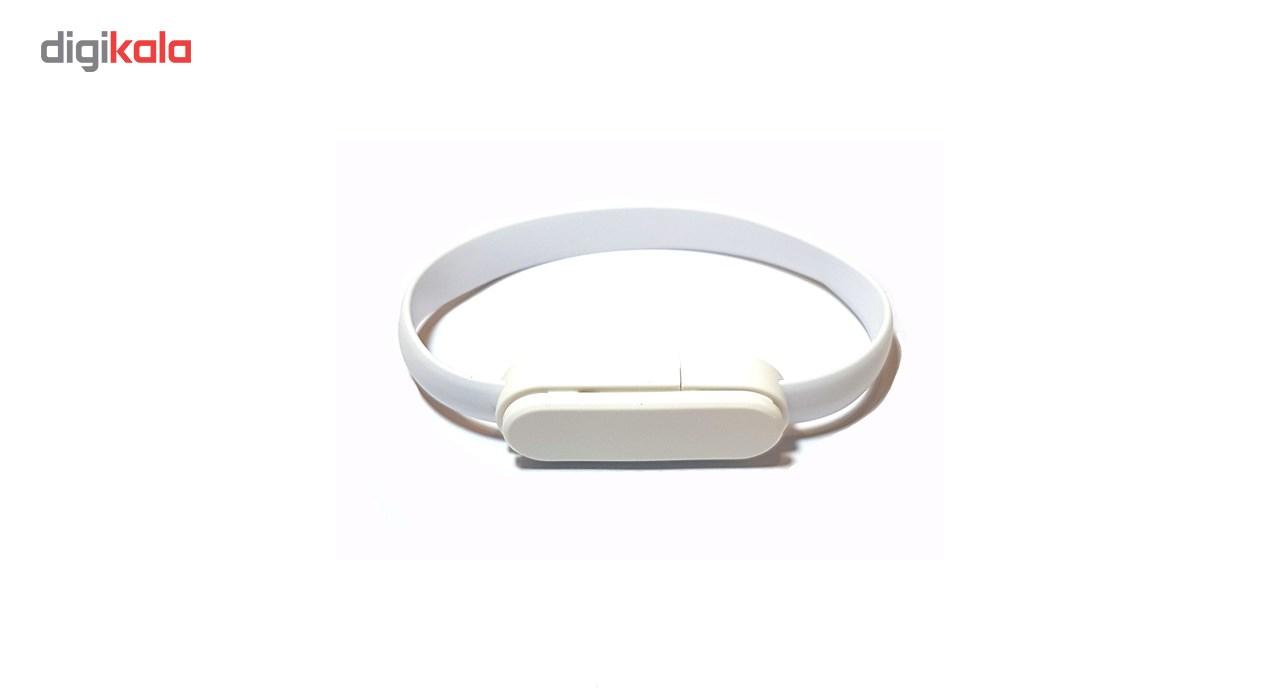 کابل تبدیل USB به لایتنینگ  مدل  MC01002  به طول 20 سانتی متر