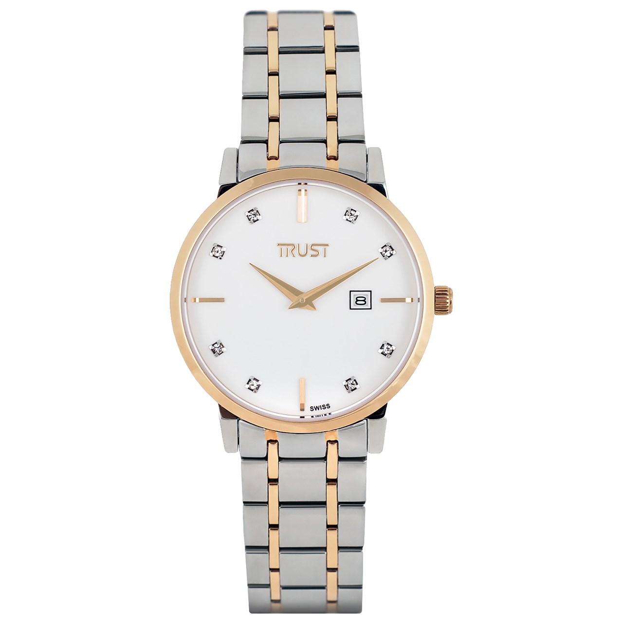 ساعت مچی عقربه ای زنانه تراست مدل L463MMK