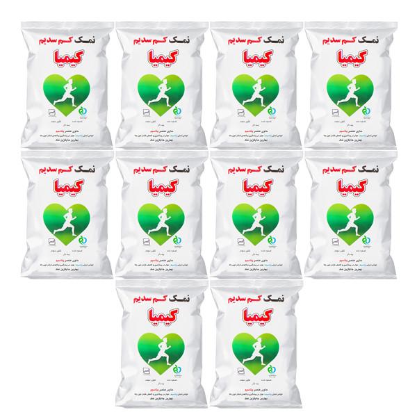 نمک کیمیا  _ 500 گرم بسته 10 عددی