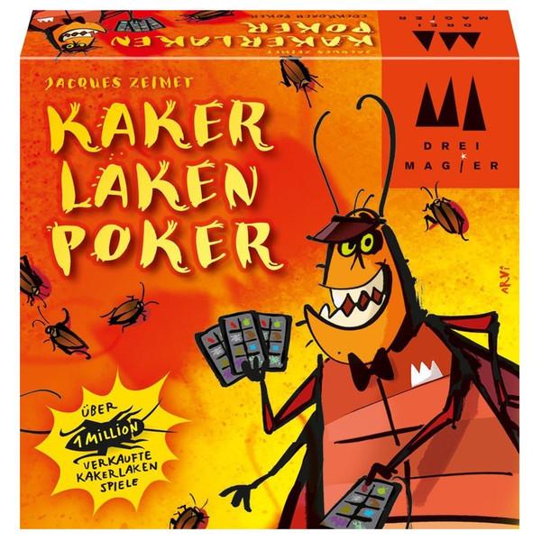 بازی کارتی دری مجیر مدل Kaker Laken Poker