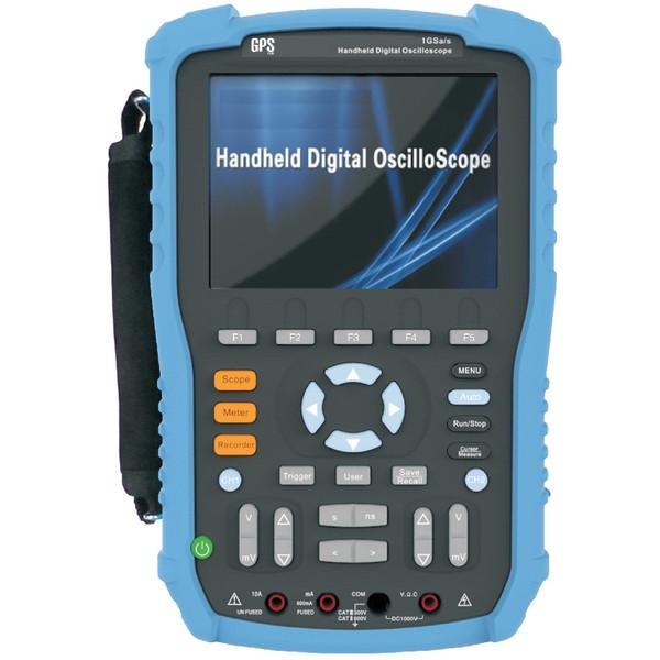 اسیلوسکوپ دیجیتالی جی پی اس لیمیتد مدل GPS-806 فرکانس 60 مگا هرتز دو کاناله
